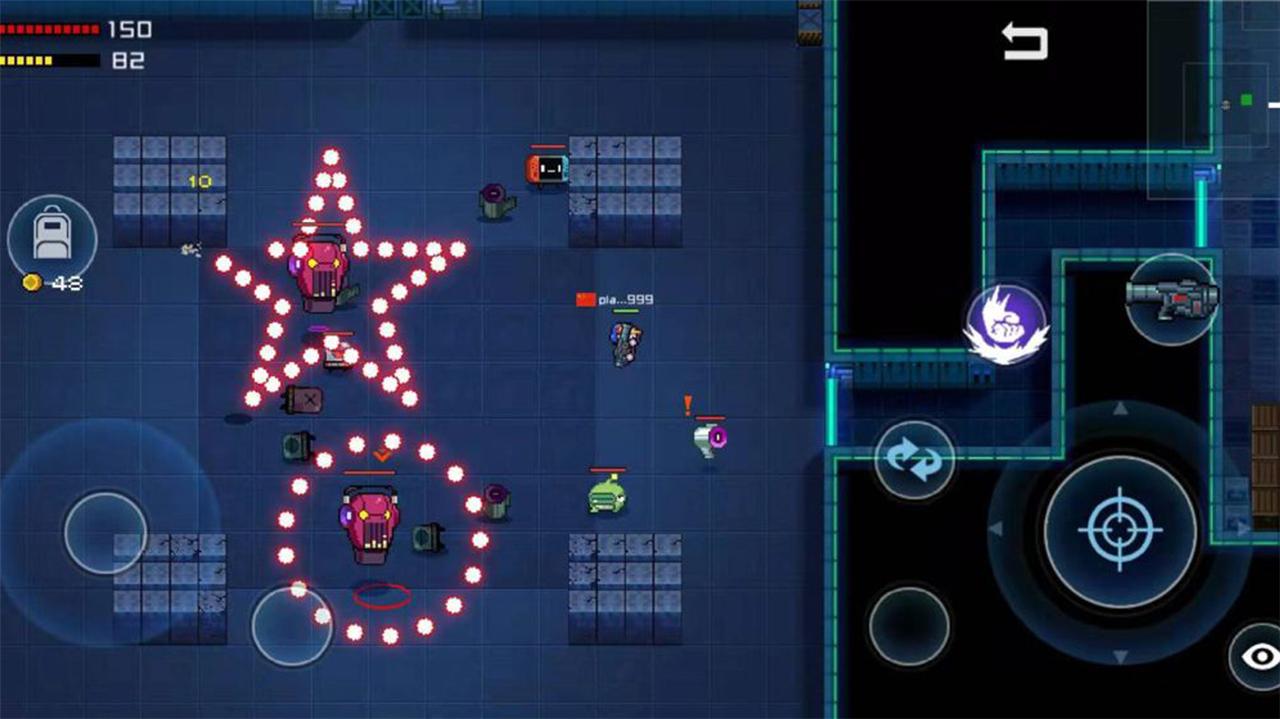 超级玩家 游戏截图4