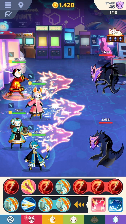 假面舞者 游戏截图2