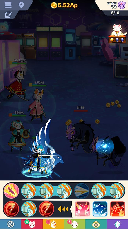 假面舞者 游戏截图3