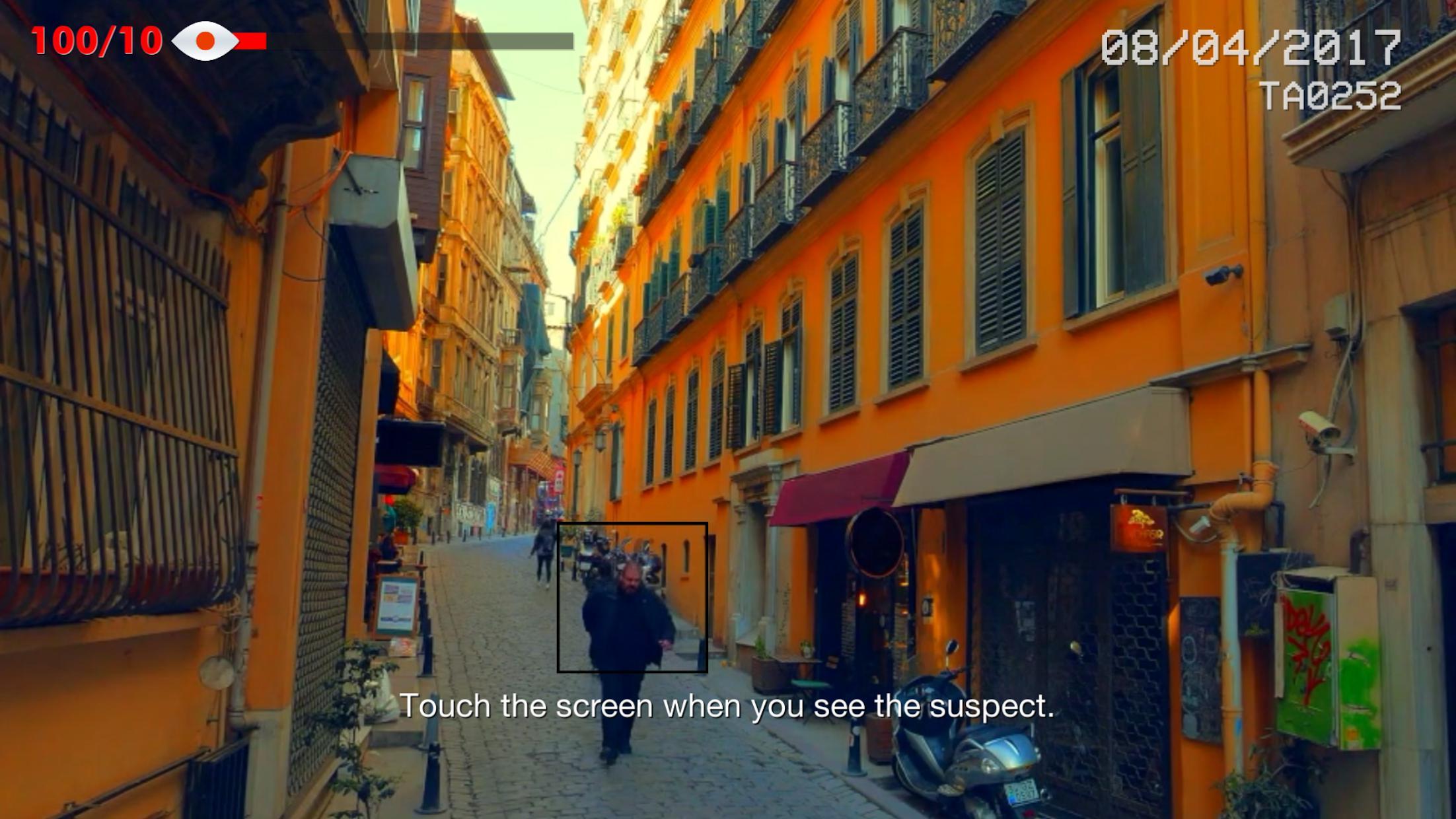 伊斯坦堡的调查:天眼 游戏截图1