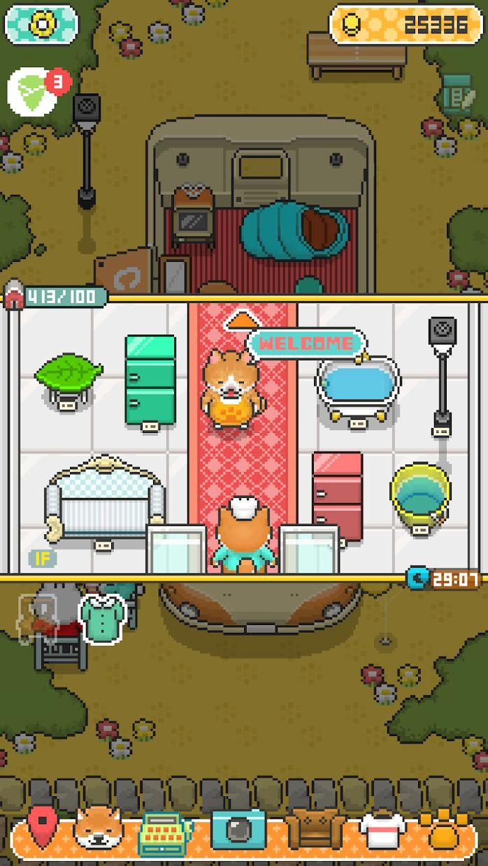 小狗绉纱店 : 烹饪厨师 Food Truck Pup 游戏截图3