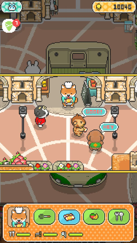 小狗绉纱店 : 烹饪厨师 Food Truck Pup 游戏截图4