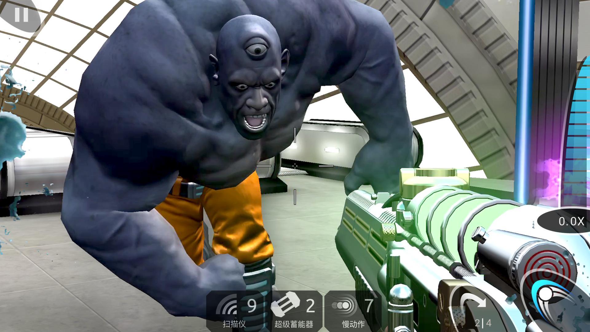 黑衣人:银河系防御者 游戏截图4