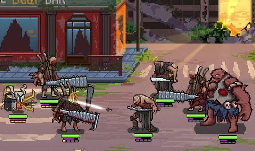 比特战纪:越玩越沉迷的像素风MMORPG,率领怪物军团,闯荡废土世界! 图片1