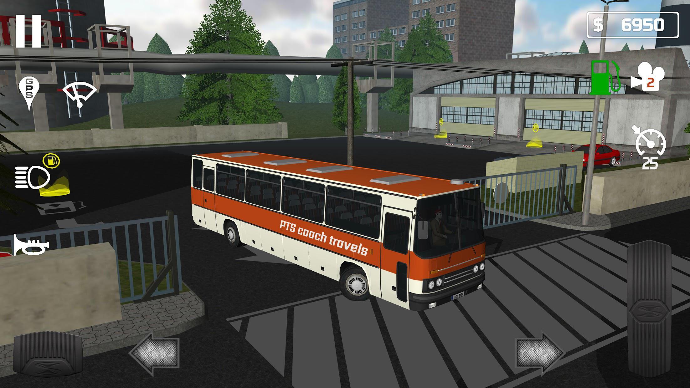 公交车模拟器客车 游戏截图3