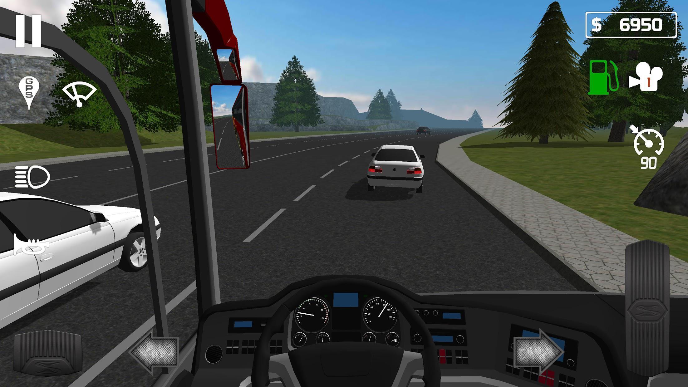 公交车模拟器客车 游戏截图5