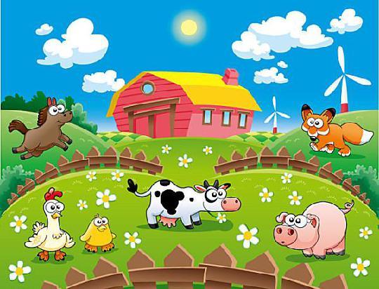 卡通农场升级获得道具