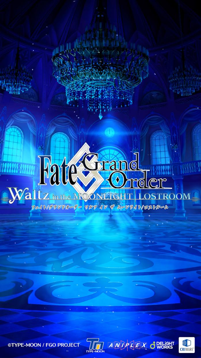 Fate/Grand Order Waltz in the MOONLIGHT/LOSTROOM 游戏截图1