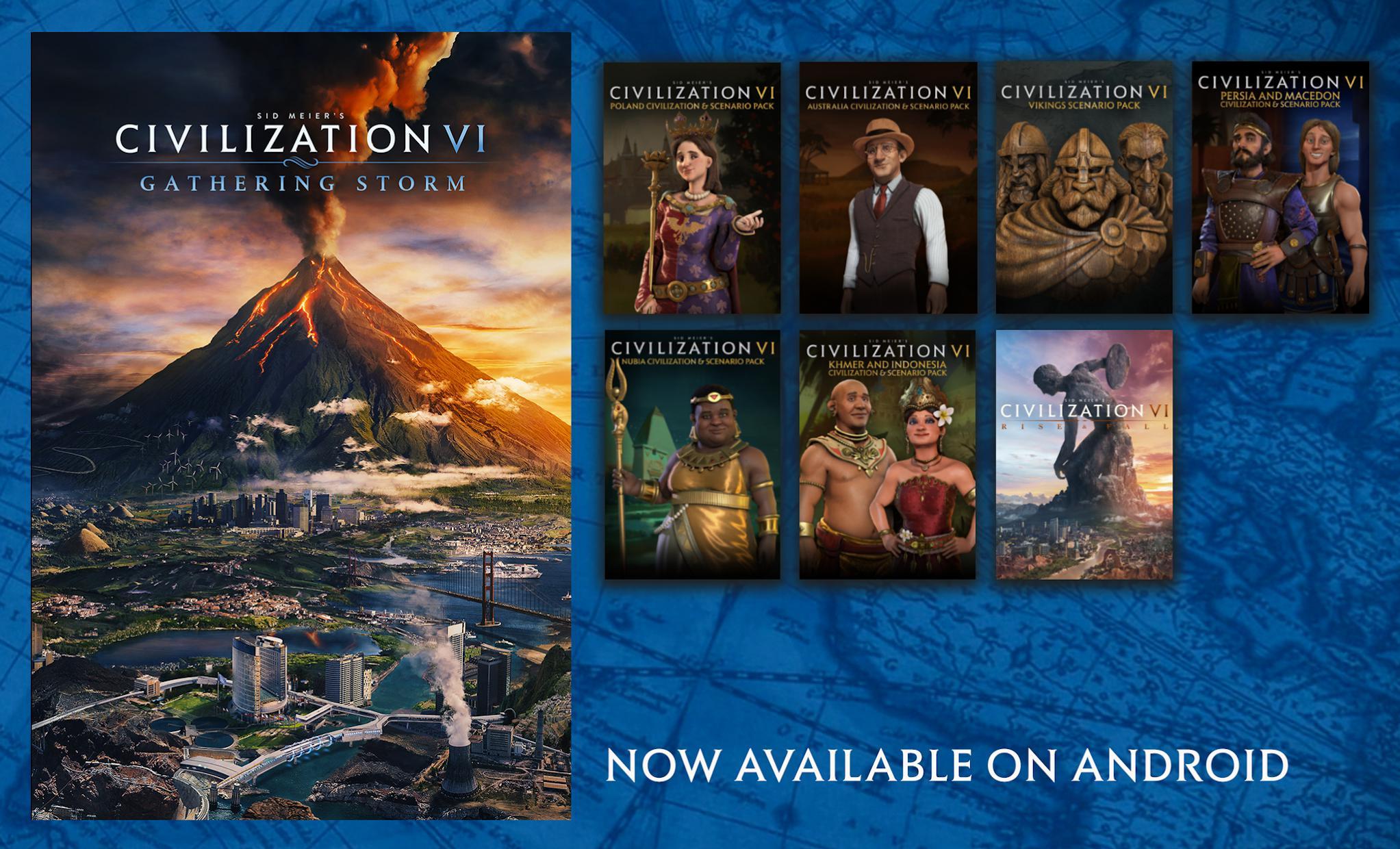 文明VI 游戏截图1