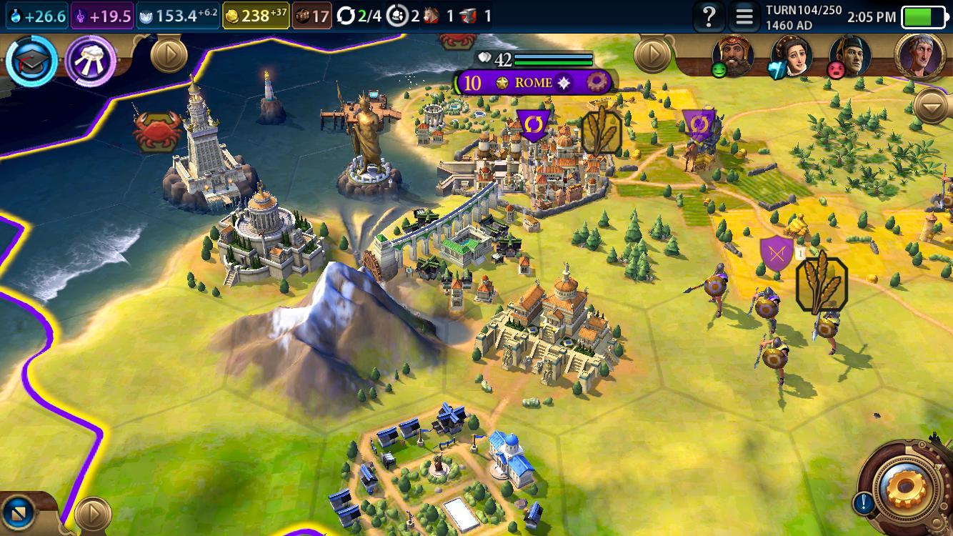 文明VI 游戏截图2