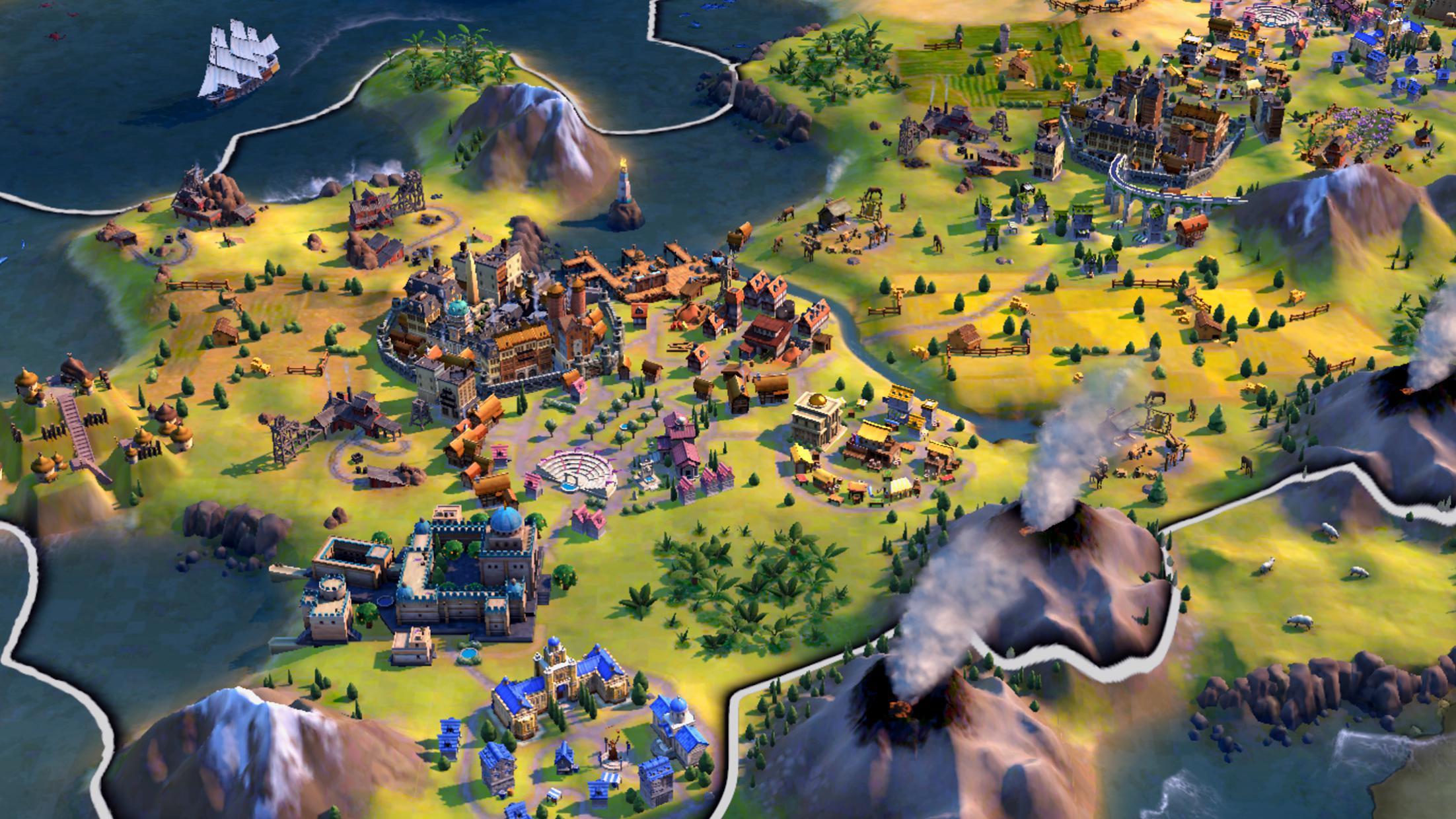 文明VI 游戏截图3