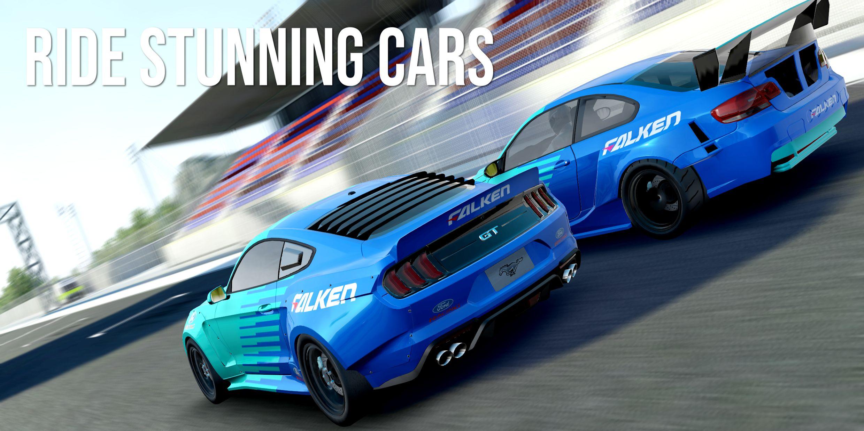 绝对赛车 游戏截图2