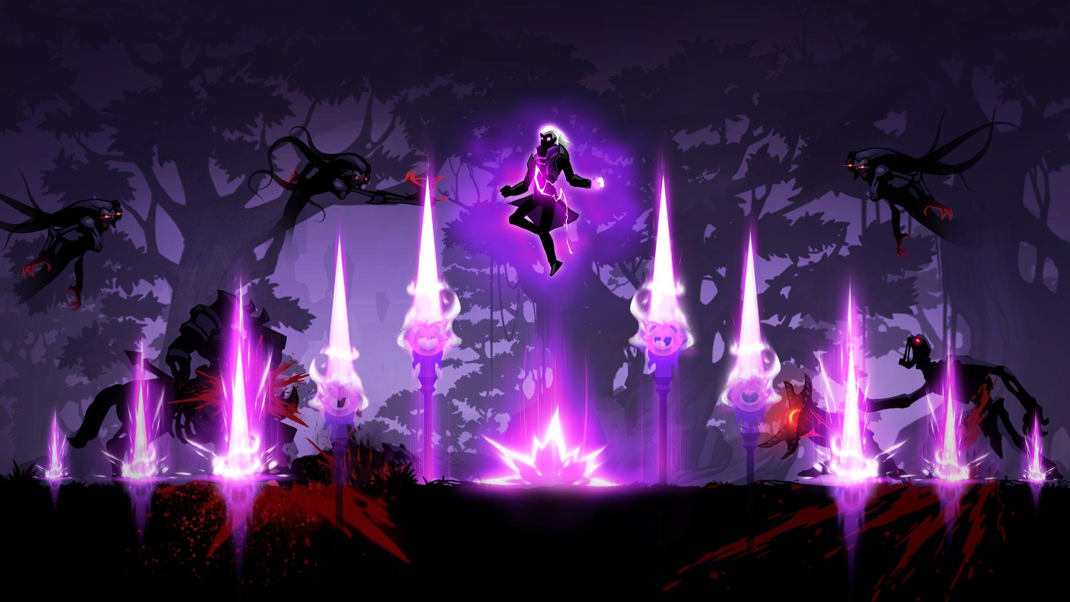 暗影骑士 游戏截图1