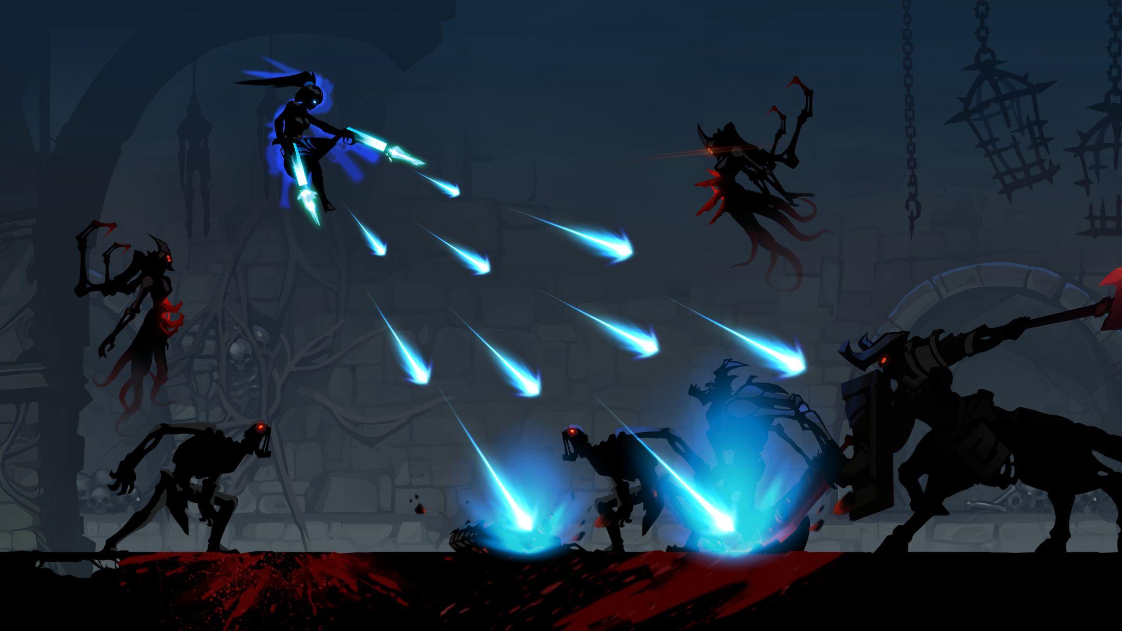 暗影骑士 游戏截图3