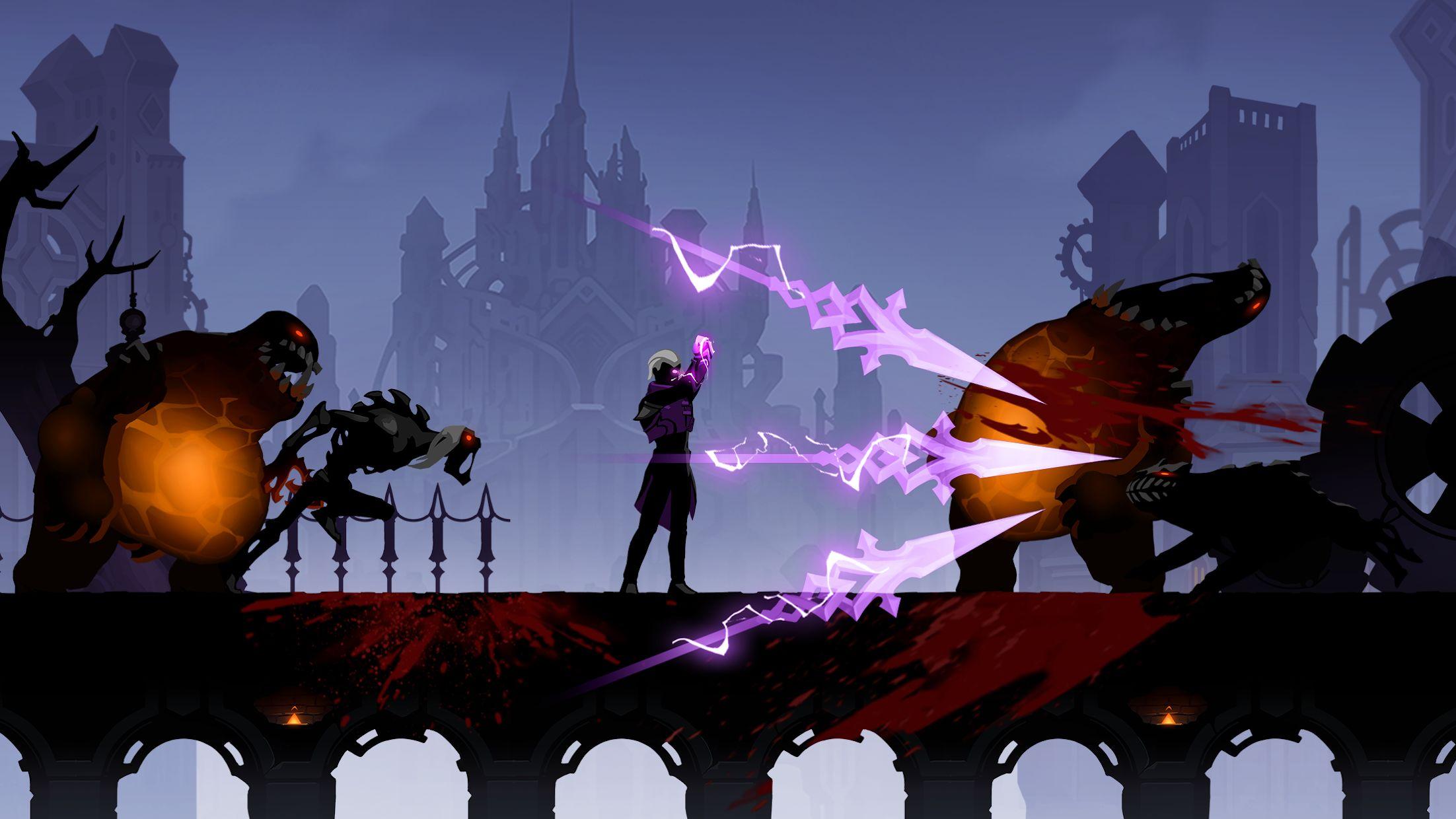 暗影骑士 游戏截图5