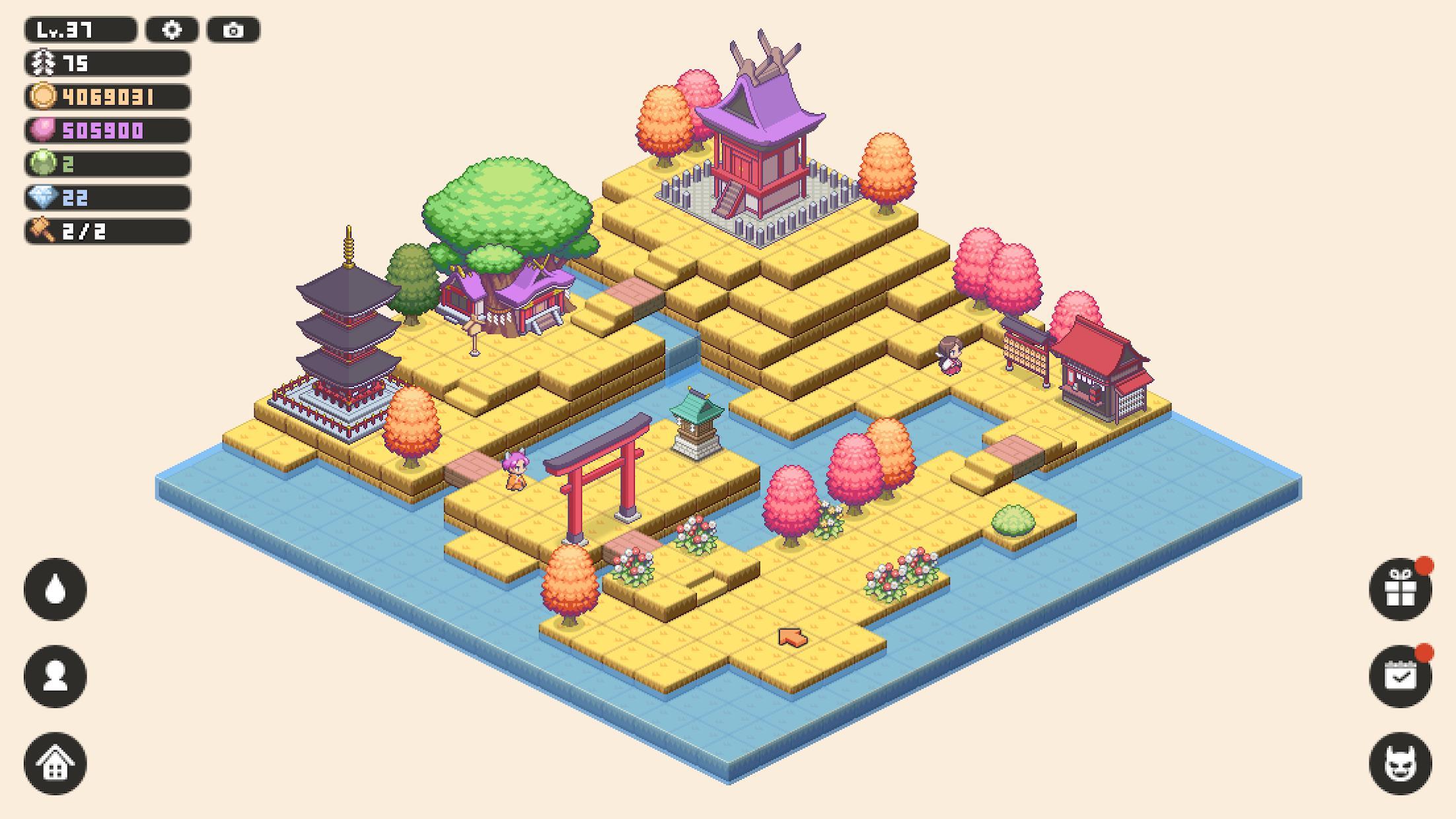箱庭神社 游戏截图2