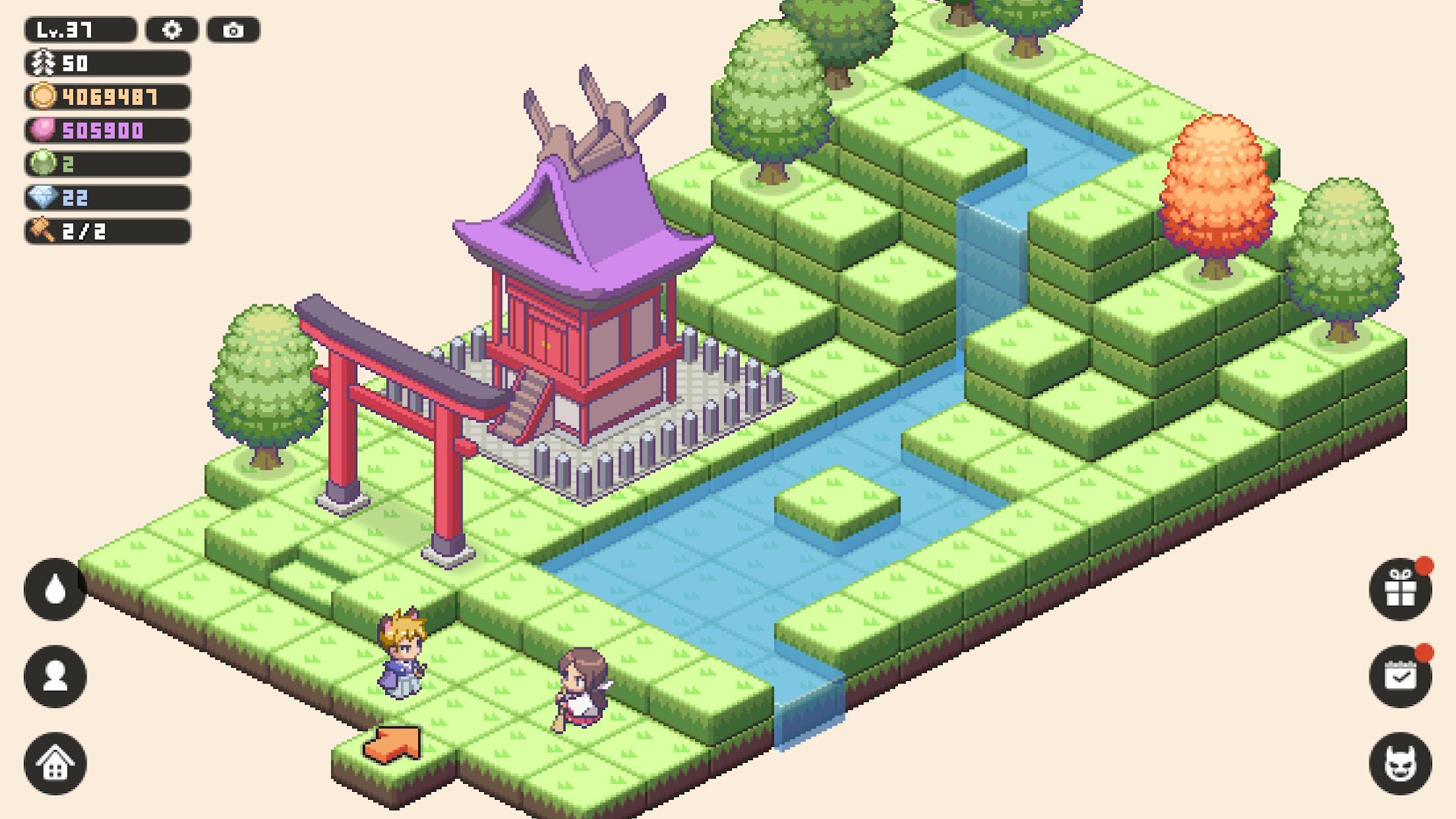 箱庭神社 游戏截图3