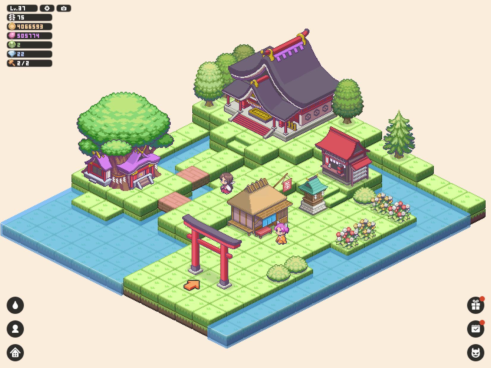 箱庭神社 游戏截图4