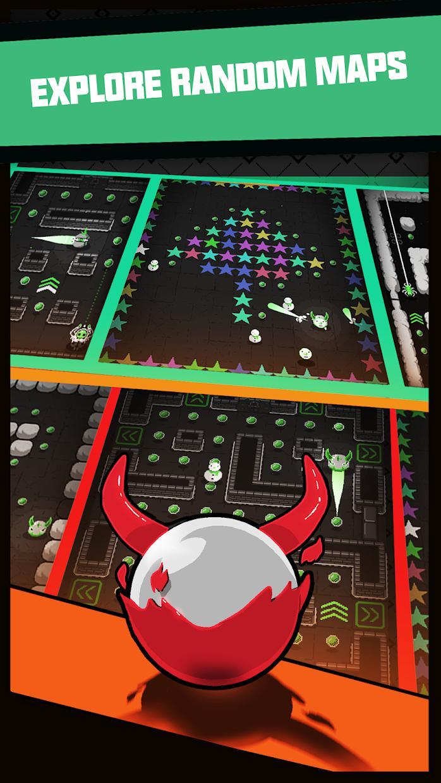 怪蛋迷宫 游戏截图4