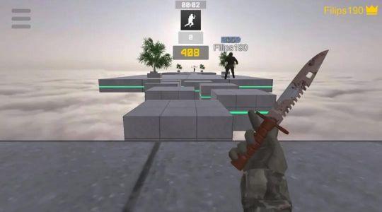 Bhop Pro:让人上瘾的CS KZ连跳模拟器 图片1