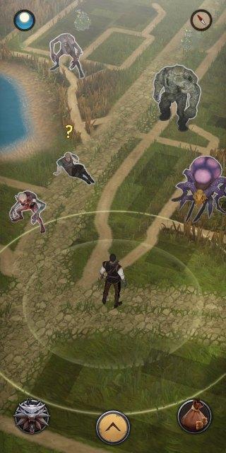 巫师:怪物猎手 游戏截图2