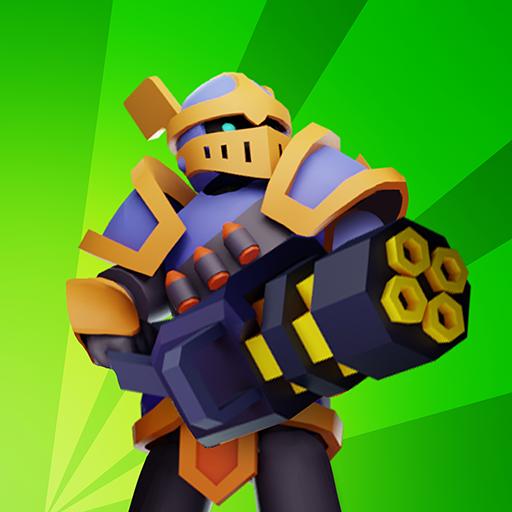 Bullet Knight:地下城动作射击游戏