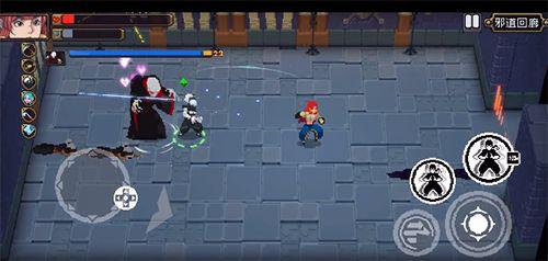 战魂铭人:复古像素画面背后,是良心的游戏设计 图片11