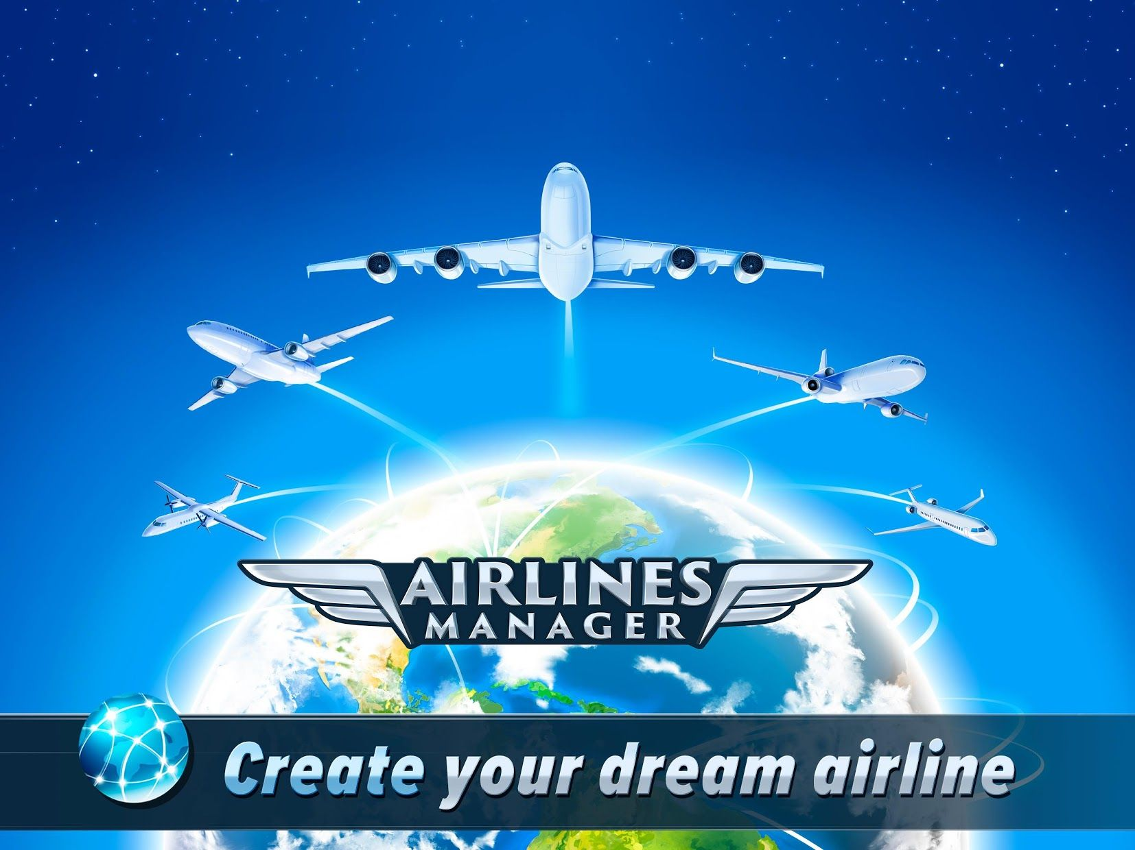Airlines Manager - Tycoon 2018 游戏截图1