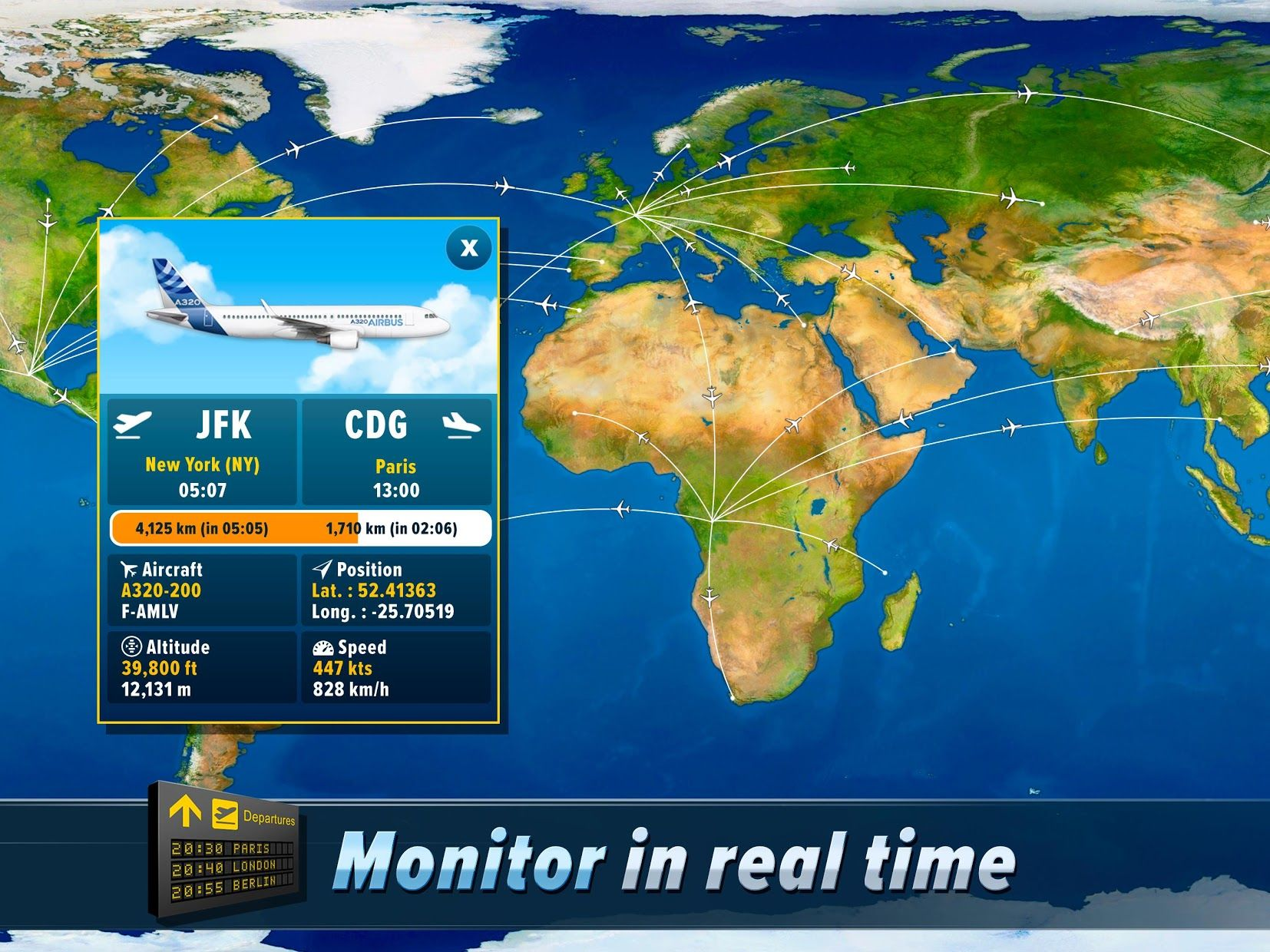 Airlines Manager - Tycoon 2018 游戏截图2