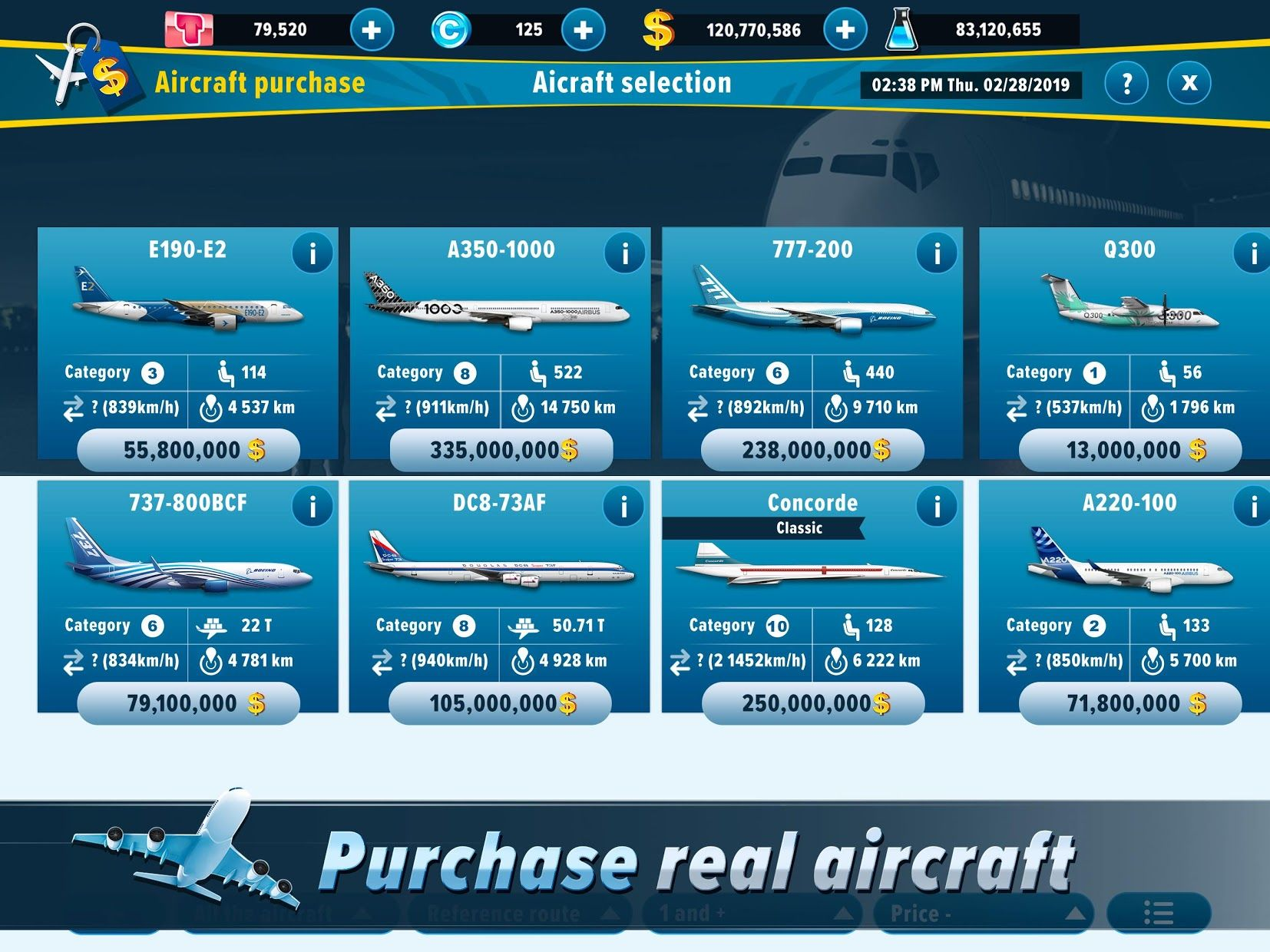 Airlines Manager - Tycoon 2018 游戏截图3