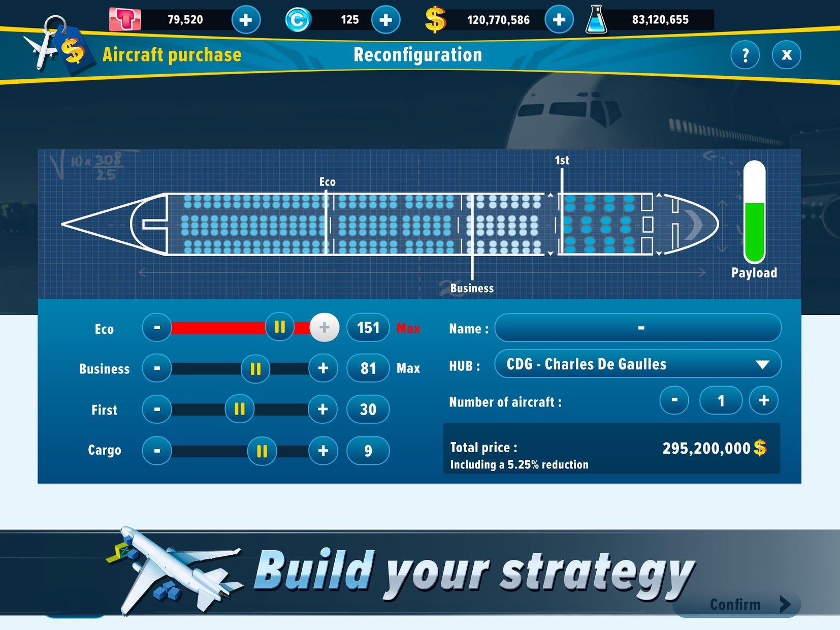 Airlines Manager - Tycoon 2018 游戏截图4