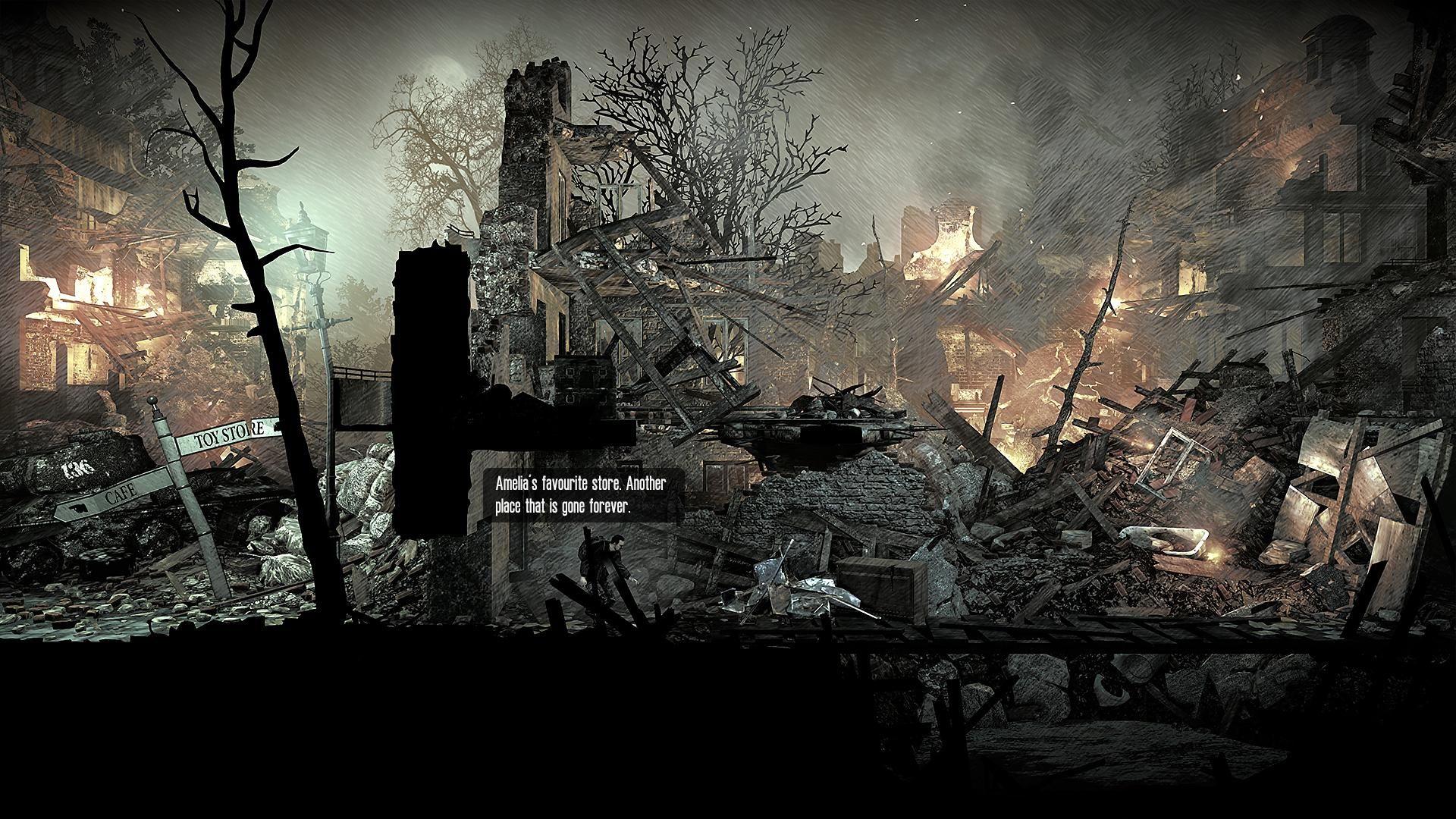 这是我的战争:故事 - 父亲的承诺(This War of Mine)  游戏截图3