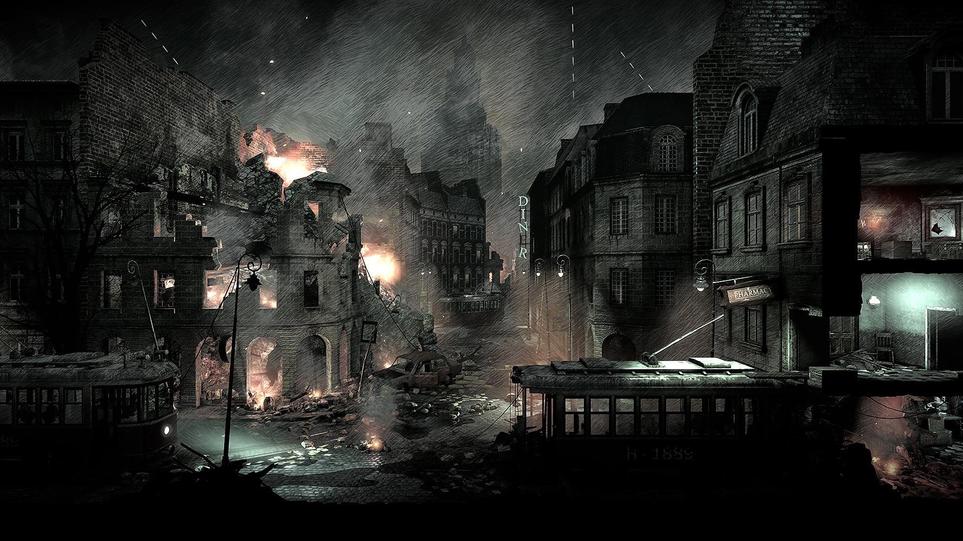 这是我的战争:故事 - 父亲的承诺(This War of Mine)  游戏截图4