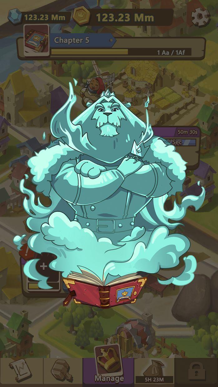 Kingdomtopia: The Idle King 游戏截图5