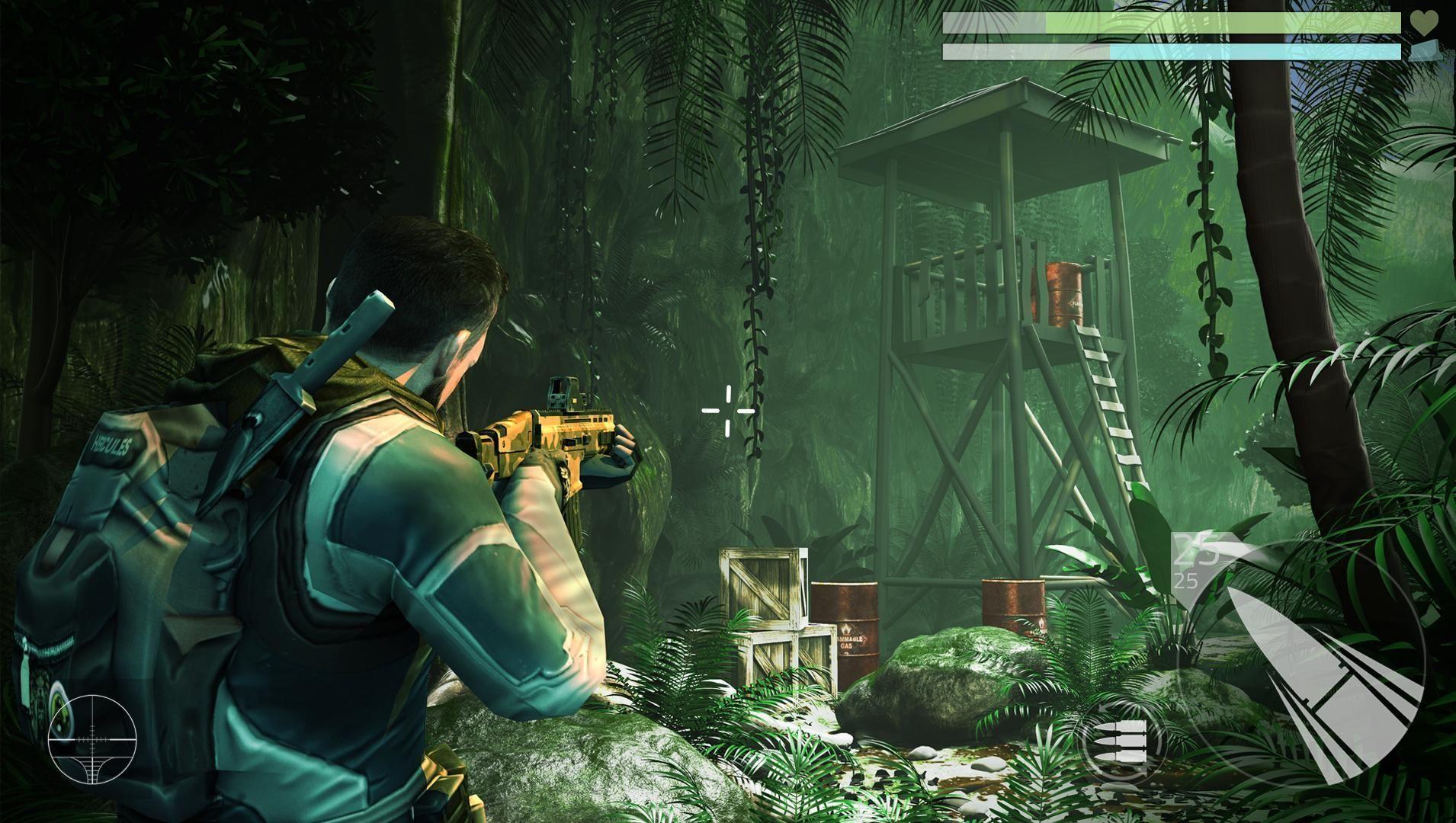 火力掩护 游戏截图3