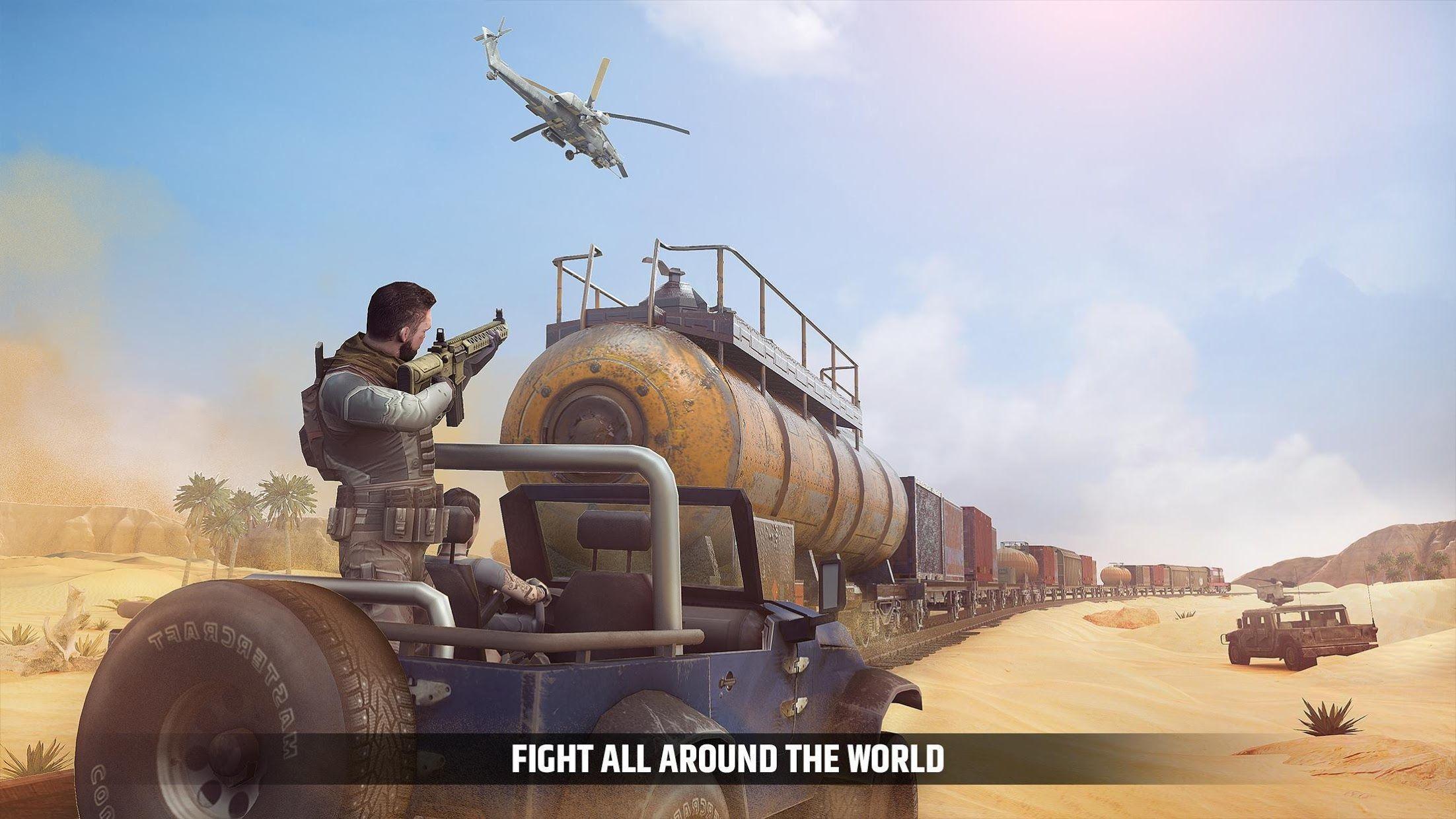 火力掩护 游戏截图5