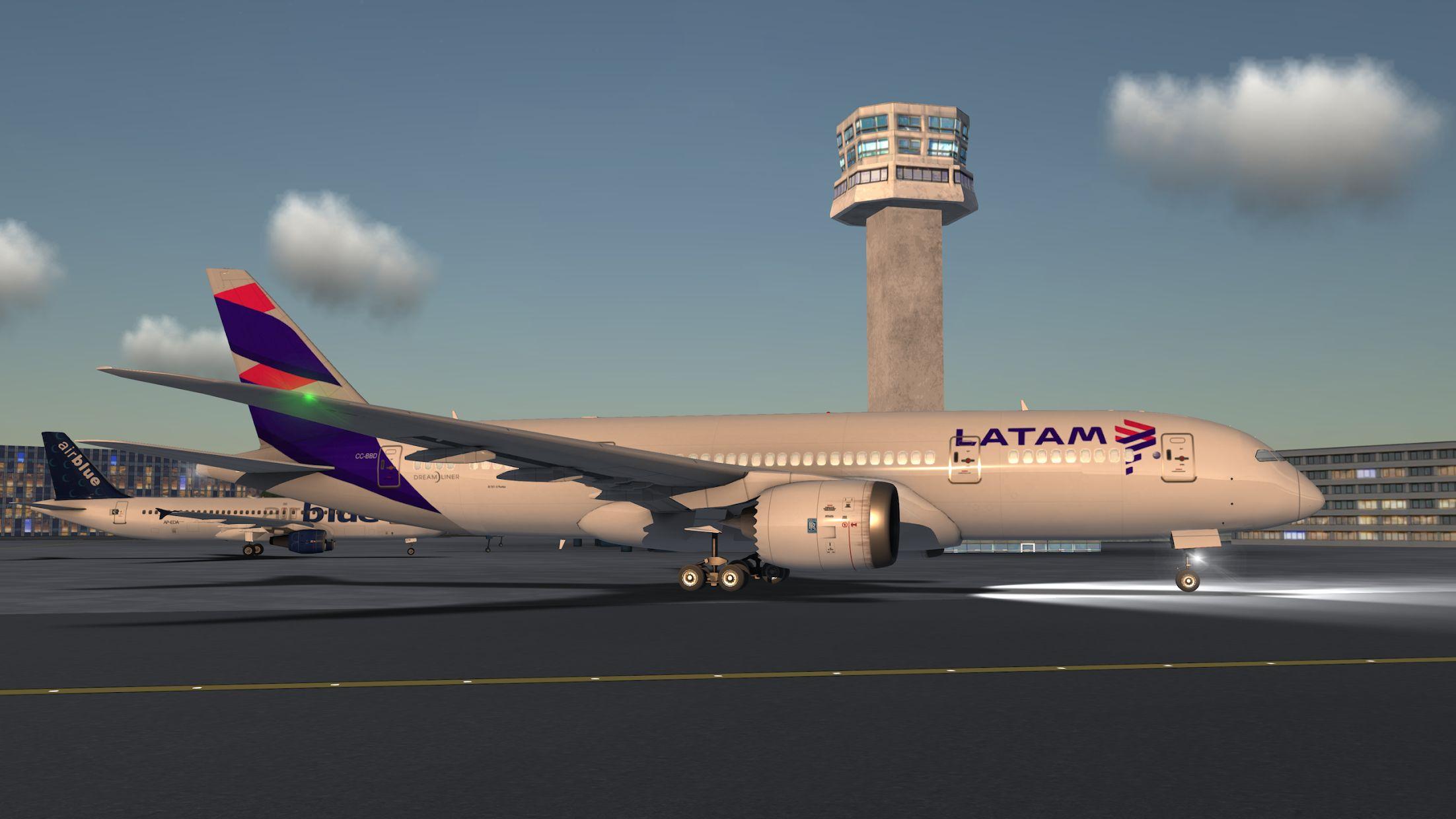 RFS - 真实飞行模拟 游戏截图4