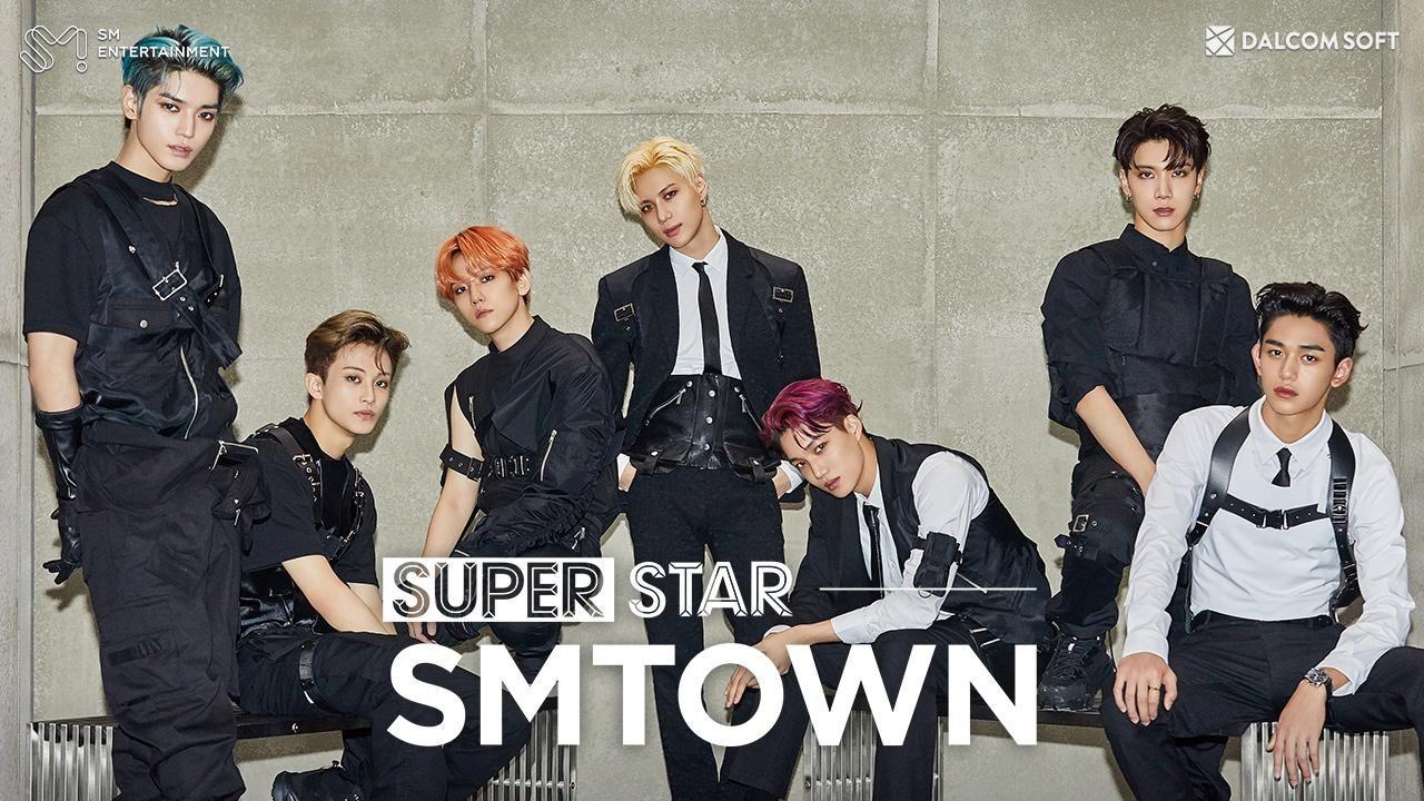 SuperStar SMTOWN(韩服) 游戏截图1