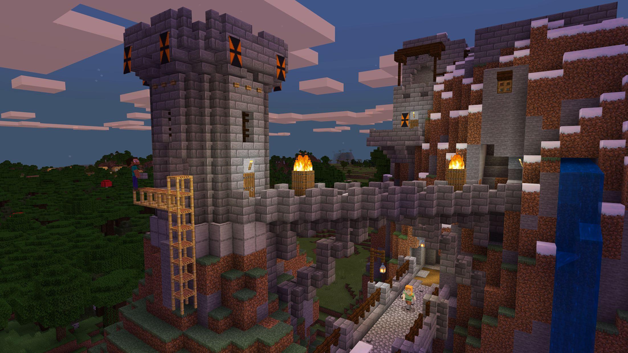 我的世界(Minecraft) 游戏截图2