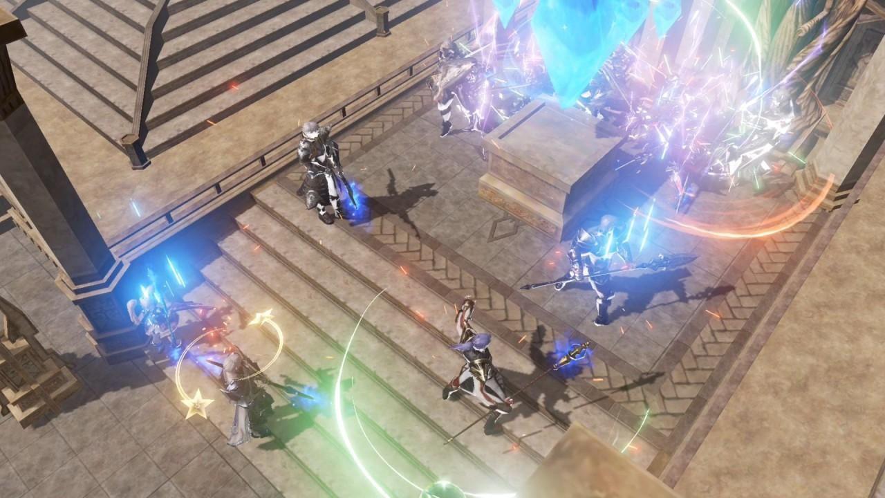天堂2:革命(国际服) 游戏截图5