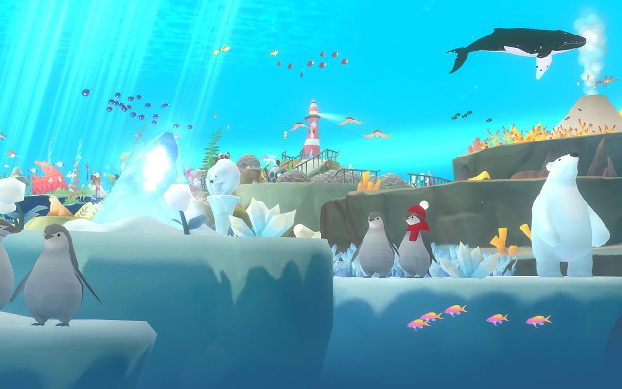 深海水族馆世界:点点可培养的水族馆(全球No.1治愈水族馆) 游戏截图2