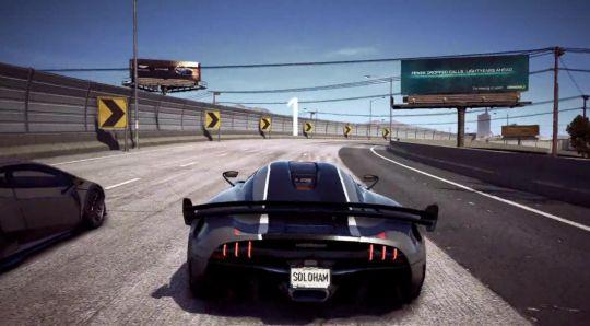 《极品飞车:无极限》 :饱含情怀的经典设计,精心制作的游戏画面,这款竞速大作不可错过 图片1