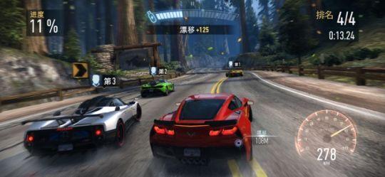 《极品飞车:无极限》 :饱含情怀的经典设计,精心制作的游戏画面,这款竞速大作不可错过 图片3