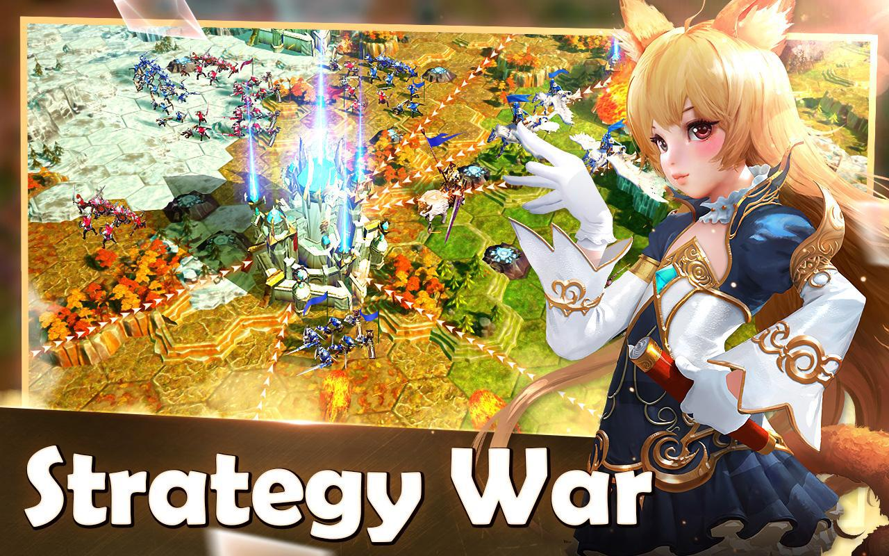 TERA:无尽之战 游戏截图2