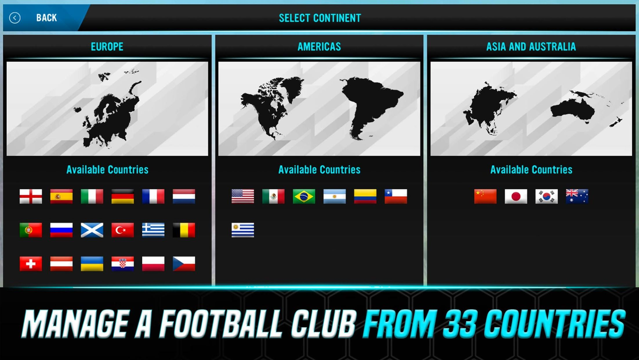 足球经理2021 游戏截图2
