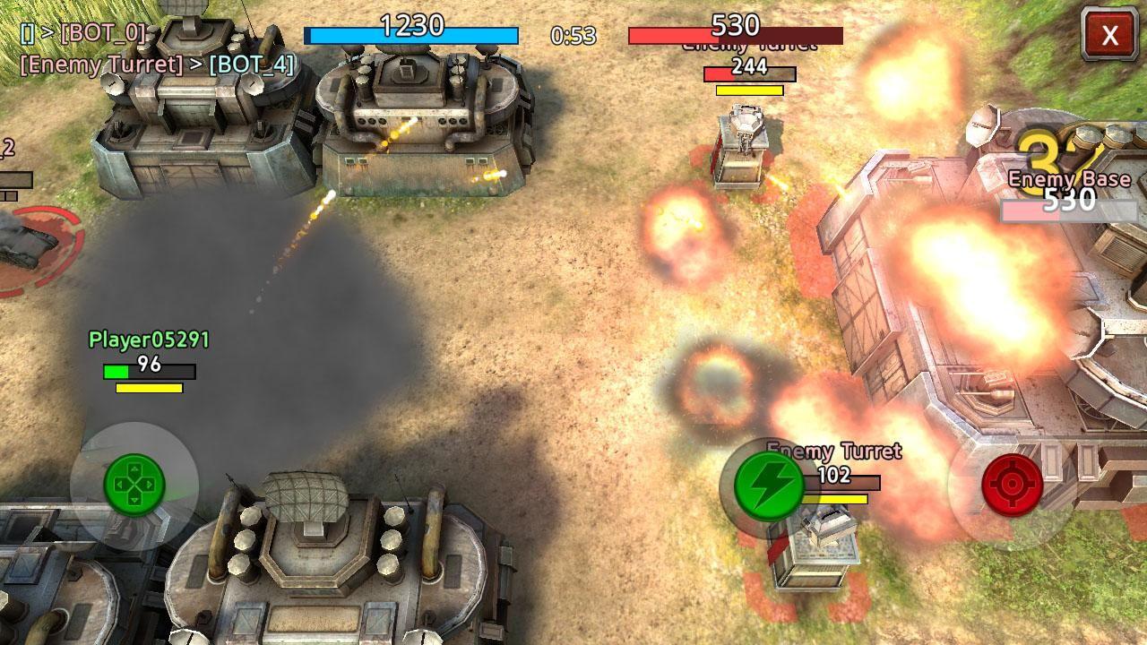 类似战斗坦克2的游戏
