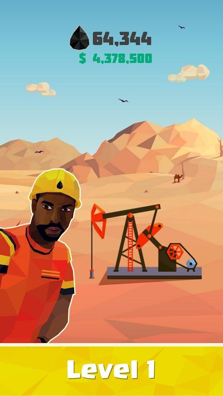 放置石油大亨:炼油厂模拟经营 游戏截图1