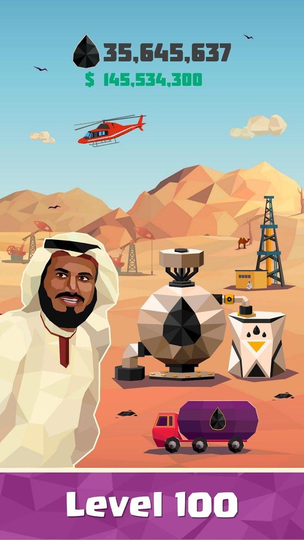 放置石油大亨:炼油厂模拟经营 游戏截图3