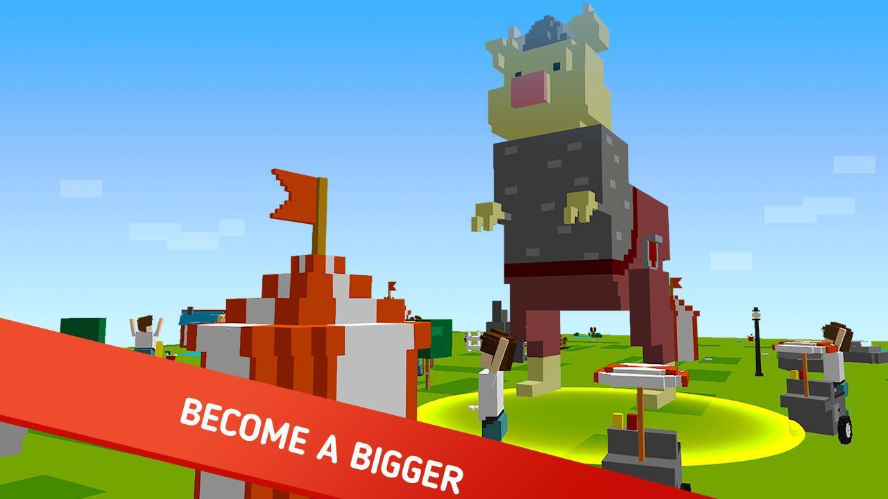小猪.io 游戏截图2