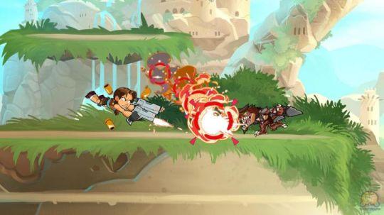 英灵乱战:育碧版大乱斗,这回试过了,没有bug 图片3